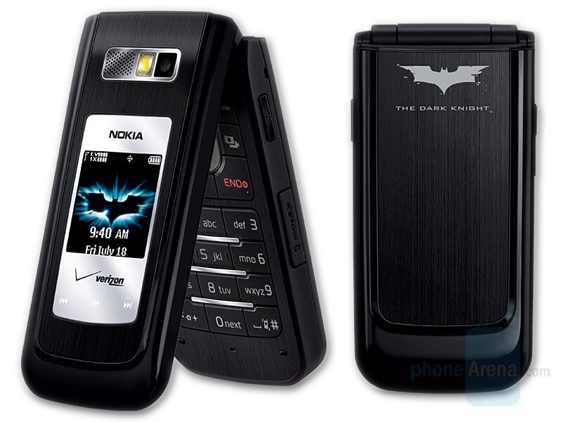 Nokia's 6205 Dark Knight Edition now for sale