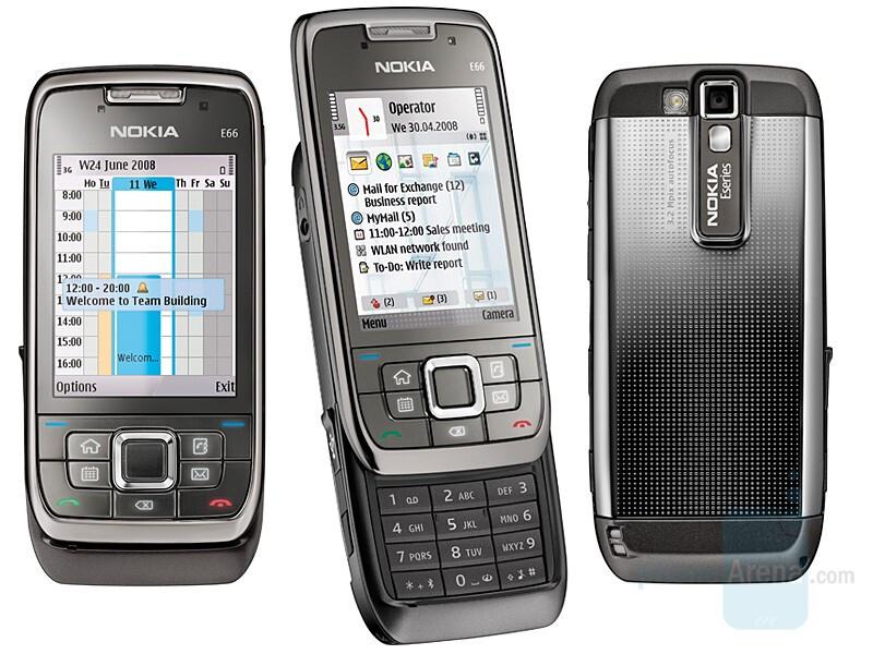Firmware Update for Nokia E71