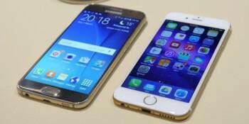 Samsung Galaxy S6 vs Apple iPhone 6: first look