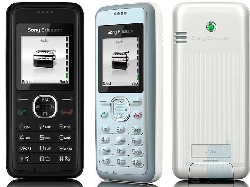 J132 - Sony Ericsson announced 5 new models