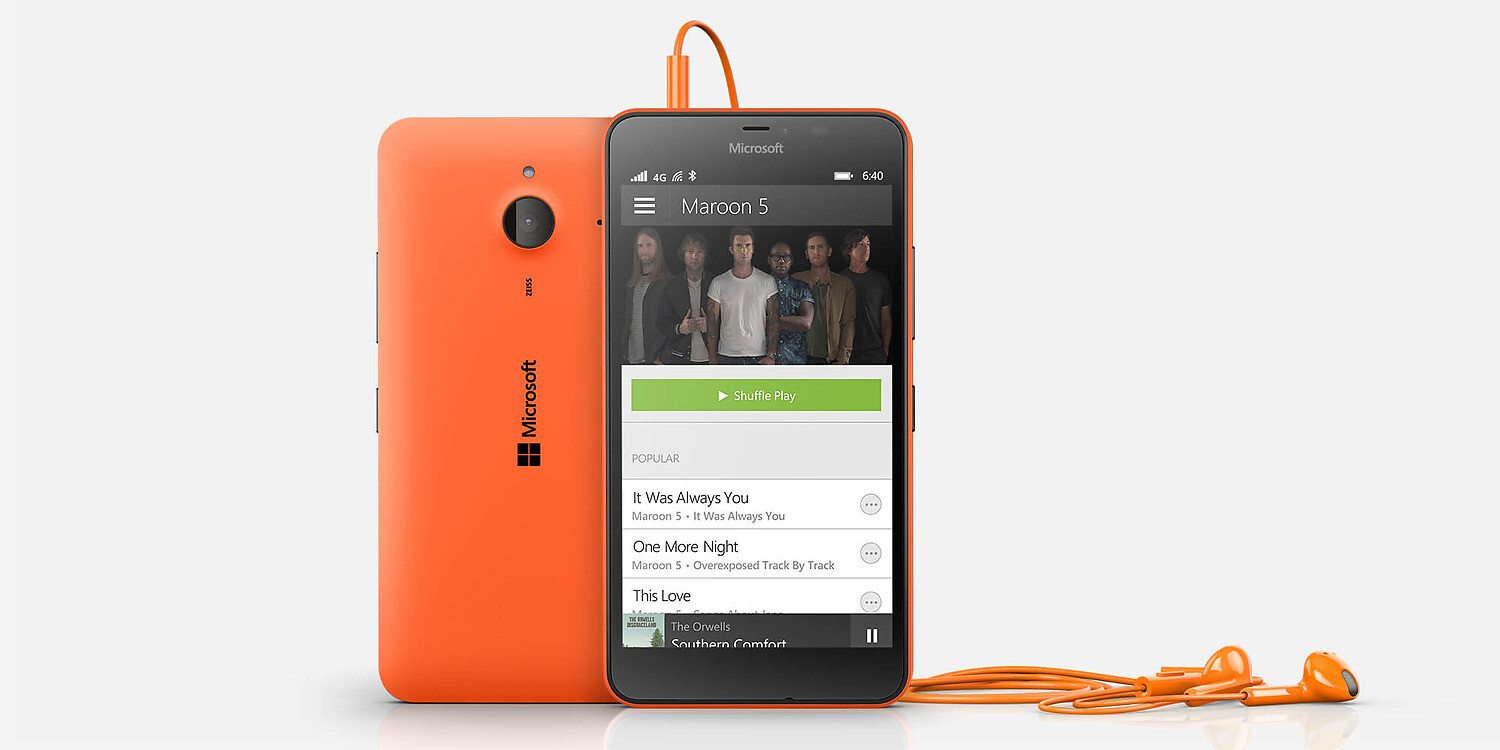 microsoft lumia 640 xl goes official affordable lte phablet. Black Bedroom Furniture Sets. Home Design Ideas
