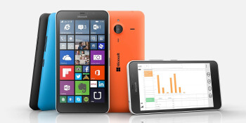 Microsoft Lumia 640 XL goes official: affordable LTE phablet