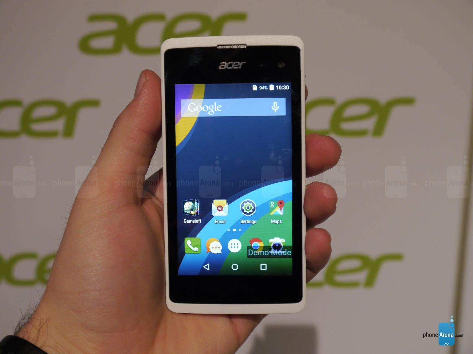 Acer Liquid Z220 Hands On Android Lollipop The Cheap