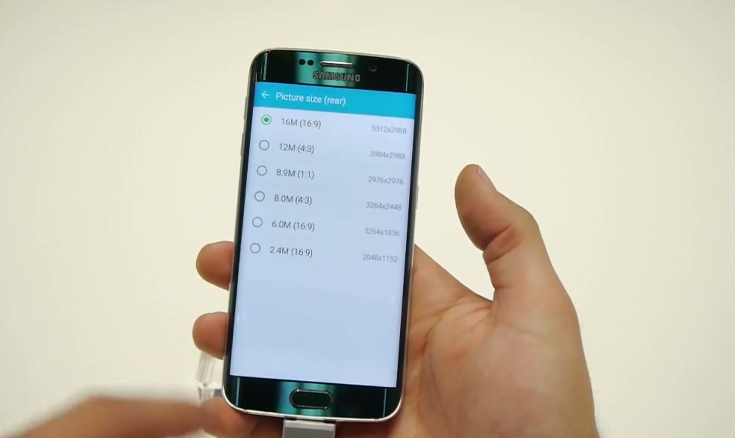 how to unpause walk icon on samsung phone