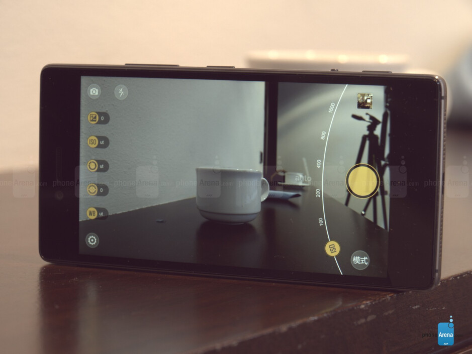 Lenovo Vibe Shot hands-on: the point-and-shoot smartphone