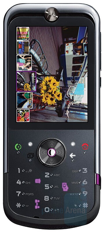 Motorola ZINE ZN5 now official