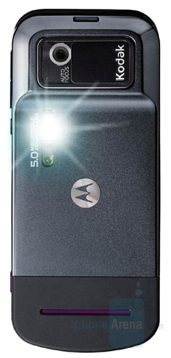 Motorola ZINE ZN5 now official