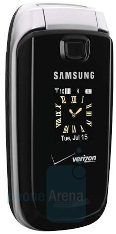 First information and photos of Samsung U430 for Verizon