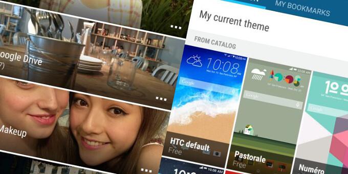 HTC Sense 7 UI vs Sense 6 UI: a visual walk through the subtle changes (gallery)