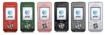 AT&T now offers W580 in Red