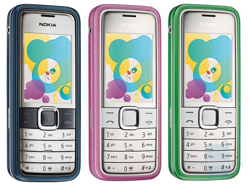 Nokia 7210 supernova applications