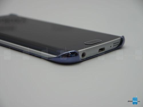 samsung galaxy s6 edge case black