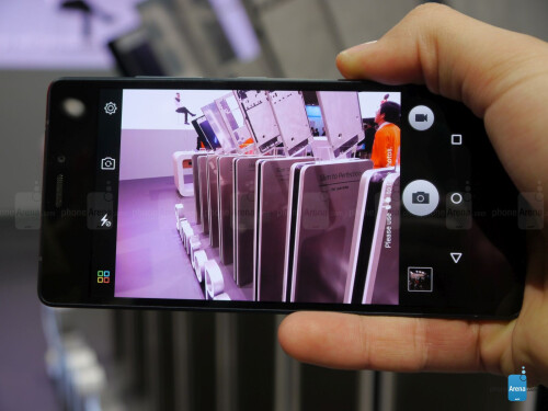 Gionee Elife S7 hands-on images