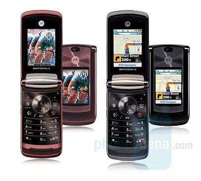 AT&T's Motorola RAZR2 V9 and V9x - AT&T to get another RAZR2, V9x with GPS