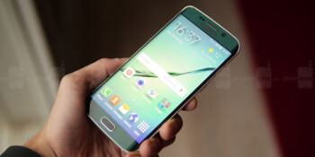 Samsung Galaxy S6 edge Super AMOLED display benchmark and color accuracy analysis
