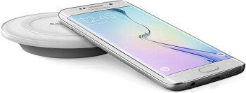 Samsung's new wireless charging pad (for Galaxy S6 and S6 edge) to cost $59