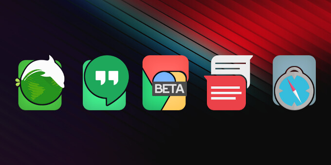 Best new icon packs for Android (March 2015)