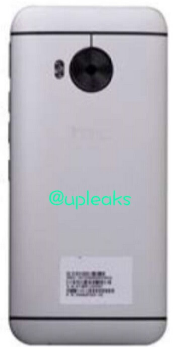 HTC One M9 Plus / HTC Desire A55 leaked images