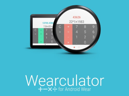 Wearculator - a calc for Wear