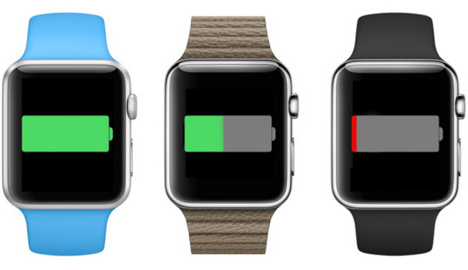 Apple is said to have improved the battery life of the Apple Watch - Battery life on the Apple Watch has improved according to those testing the timepiece