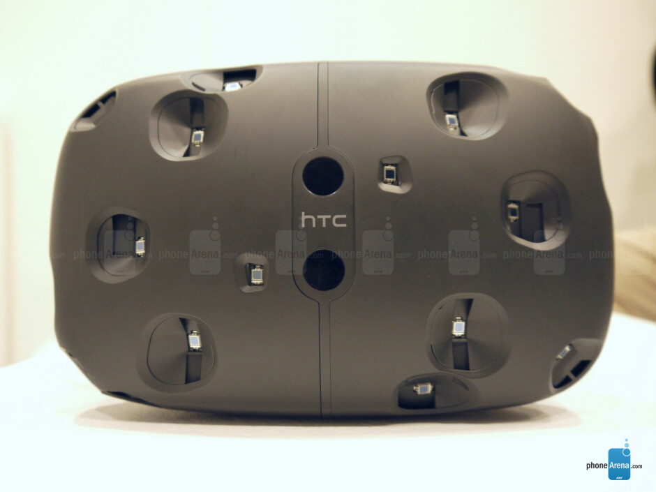We tested the HTC Vive virtual reality headset and it was awesome