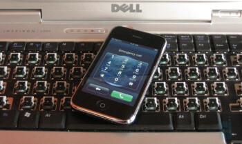Първи минути с iPhone 3G