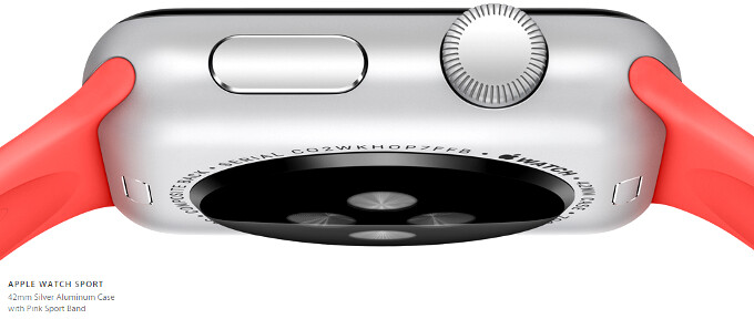 Apple gets generous with the Watch Sport, throws two wrist band sizes in the box