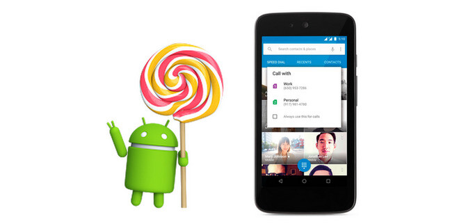 Android 5.1 is announced, bringing HD voice calls, security enhancements, and more