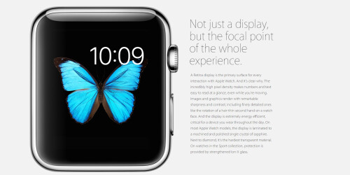 Apple Watch - the specs review
