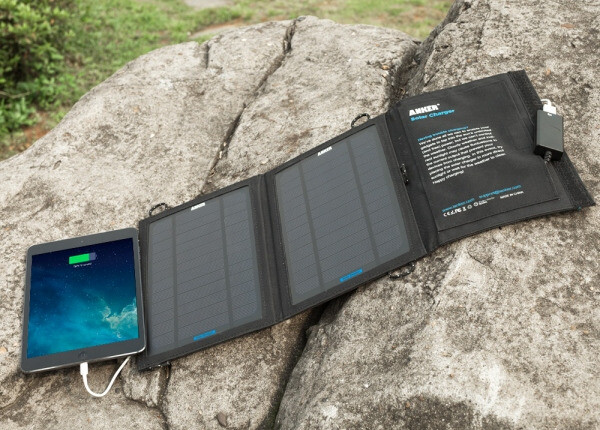 Anker Portable Foldable Outdoor Solar Charger