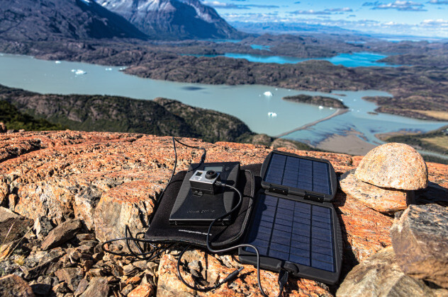 Off The Grid 10 Awesome Solar Chargers For Smartphones