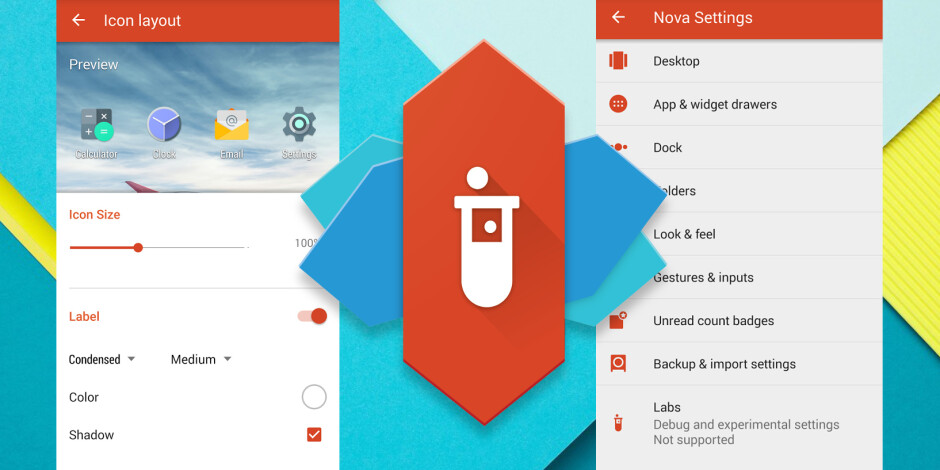 Nova Launcher beta receives a huge Material Design overhaul, tons of new features
