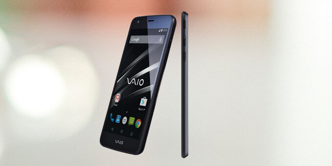 VAIO Phone breaks cover - a sterile-looking mid-ranger with an exorbitant price tag