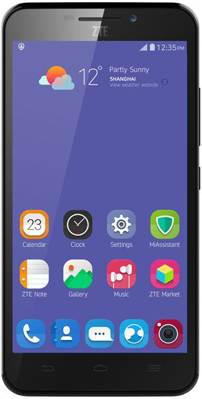 Monsters from Asia: The high-end ZTE Grand S3 and its retina scanner