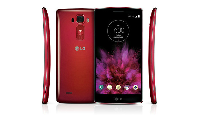 LG G Flex 2 lands in the US – available from Sprint