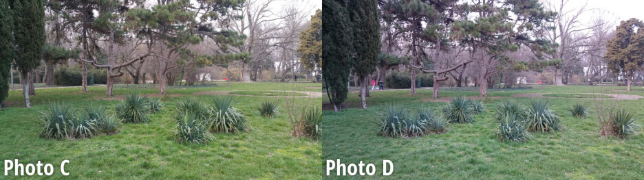 Side-by-side preview - Samsung Galaxy Note 4 vs Sony Xperia Z3 blind camera comparison: you choose the better phone