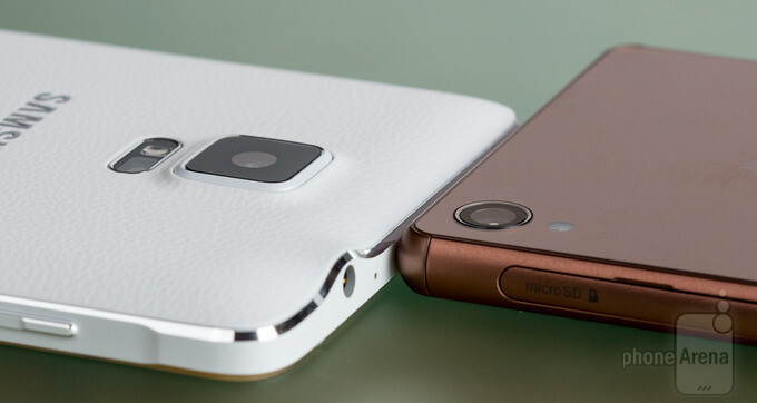 Samsung Galaxy Note 4 vs Sony Xperia Z3 blind camera comparison: you choose the better phone