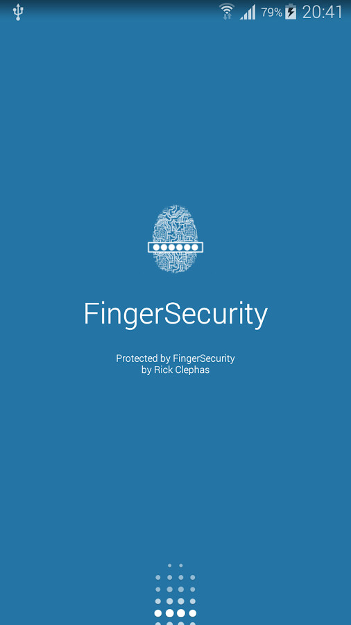 How To Protect Any Android App With Your Finger Print