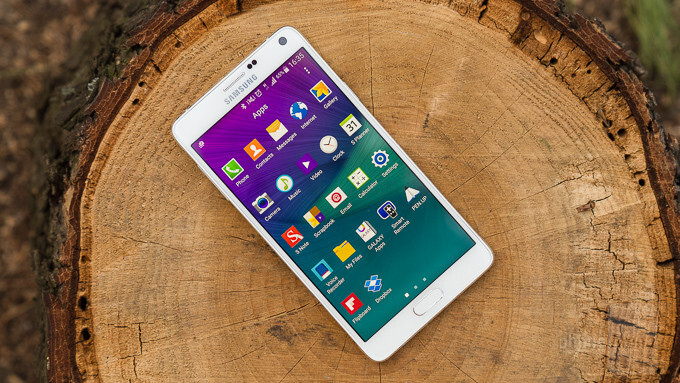 Living with the Samsung Galaxy Note 4, week 1: boy, this thing is big