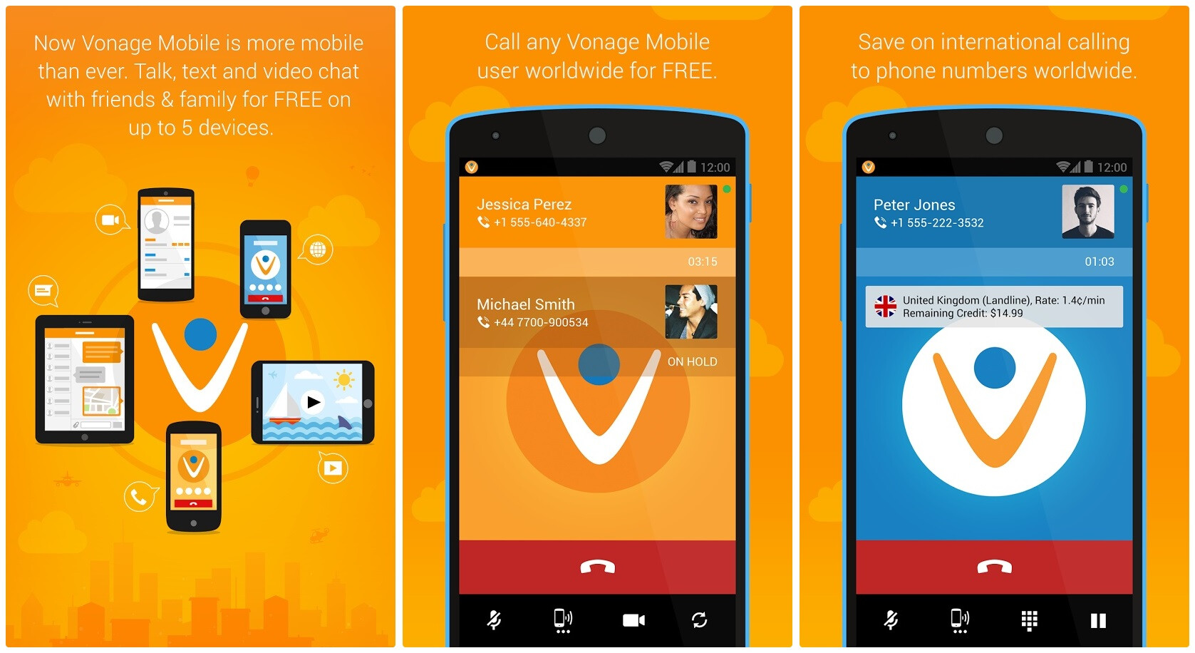 how to make free wifi calls on android