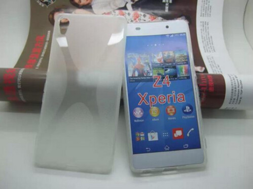 New alleged images of Xperia Z4 case leaks