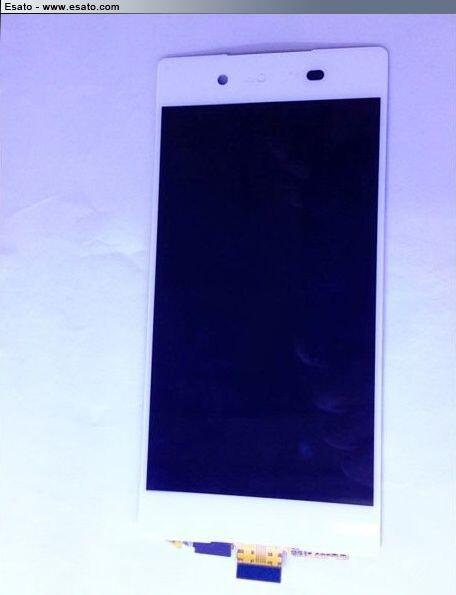 Alleged Xperia Z4 LCD digitizer