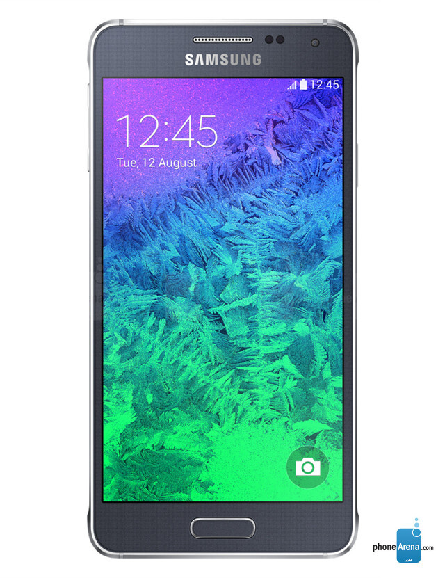 10. Samsung Galaxy Alpha