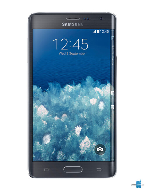 6. Samsung Galaxy Note Edge