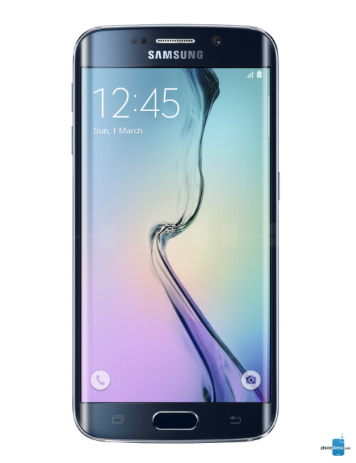 1. Samsung Galaxy S6 edge