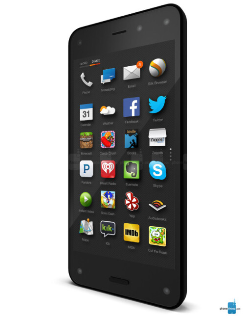 8. Amazon Fire Phone