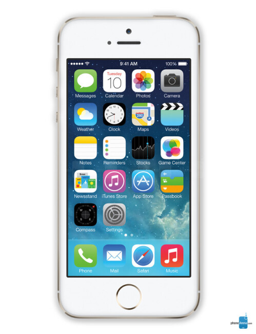 6. Apple iPhone 5s