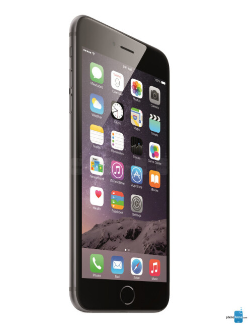 5. Apple iPhone 6 Plus