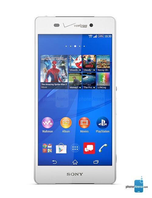 10. Sony Xperia Z3v