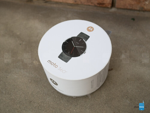 The current Moto 360
